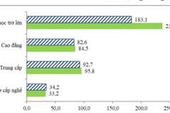 Thanh niên thất nghiệp giảm, cử nhân đại học thất nghiệp tăng