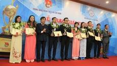 8 tiến sĩ và 1 sinh viên xuất sắc được trao Quả Cầu Vàng