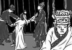 Ai đang là tù nhân được đưa lên làm hoàng đế?