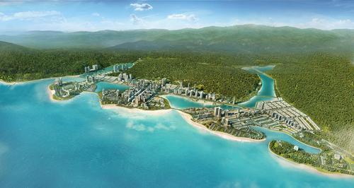 Có gì tại miền đất hứa Halong Marina?