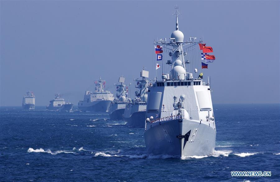 Biển Đông,Trung Quốc