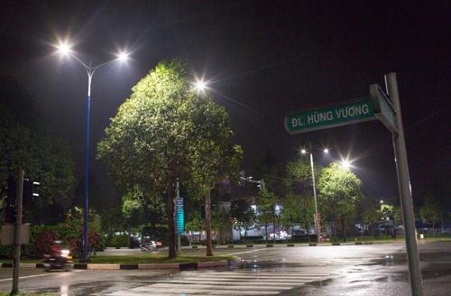 Philips cán mốc 1.000 dự án đèn đường thông minh