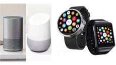 Smartwatch ế hàng vì loa thông minh