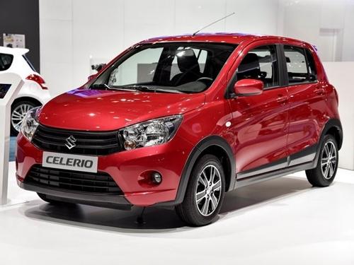 Suzuki Celerio,ô tô Suzuki,xe cỡ nhỏ,ô tô giá rẻ,mua ô tô,mua xe,ô tô giảm giá