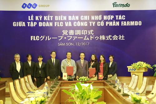 Vị đại sứ 'mai mối' FLC - Farmdo làm nông nghiệp