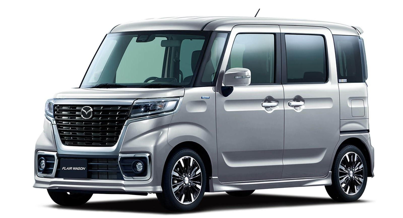 ô tô Mazda,ô tô giá rẻ,ô tô Nhật,xe cỡ nhỏ,xe nhỏ giá rẻ