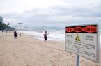 Cứu người tắm biển, 1 khách Nga chết đuối ở Nha Trang