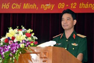 Thiếu tướng Lê Xuân Trường giữ chức Phó trưởng Ban Cơ yếu Chính phủ