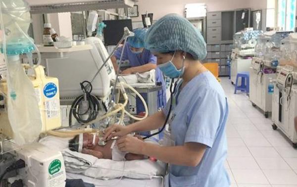 Bệnh viện Nhi Trung ương,viêm phổi,ho