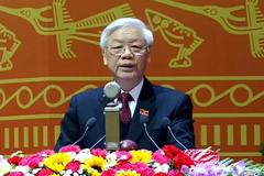 Lần đầu tiên Tổng bí thư dự họp Chính phủ với các địa phương