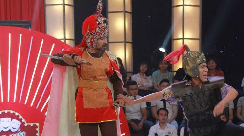 Phần thi của cặp thí sinh khiến Trấn Thành bật cười: