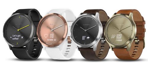 Đồng hồ thông minh vívomove HR của Garmin® chính thức trình làng