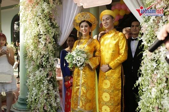 Đám cưới bạc tỷ của Lâm Khánh Chi và bạn trai kém 8 tuổi