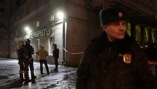Nổ bom trong siêu thị Nga, 10 người bị thương