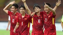 Kết quả của U23 Việt Nam tại VCK U23 châu Á 2018