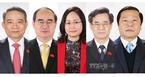Biến động nhân sự bí thư tỉnh năm 2017