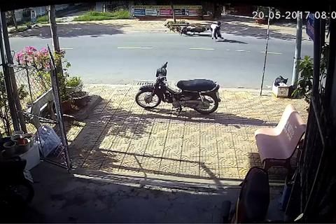 clip tai nạn giao thông  3