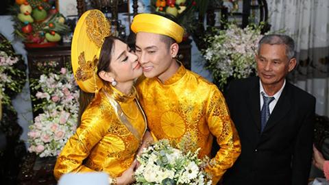 Đám cưới Lâm Khánh Chi