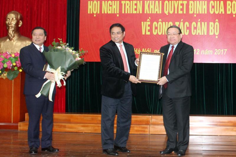 Ông Thào Xuân Sùng giữ chức Chủ tịch Hội Nông dân Việt Nam
