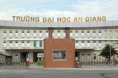 Hoàn thiện chuyển Trường ĐH An Giang về ĐHQG TP.HCM trong năm 2018