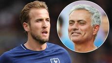 """MU """"vỡ chợ"""", Mourinho kết Harry Kane"""