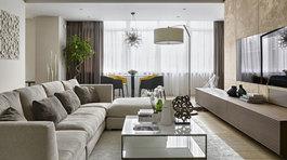 Mẹo thiết kế nội thất phòng khách nhà ống đẹp hiện đại