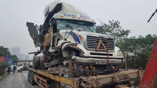 tai nạn đại lộ thăng long