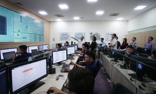 BHXH Việt Nam đứng thứ 2 trong Việt Nam ICT Index 2017