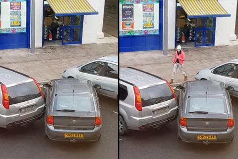 nữ tài xế