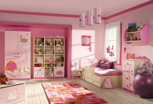 nhà đẹp,phòng ngủ,mẫu phòng ngủ đẹp cho bé,nội thất phòng ngủ