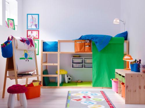 nhà đẹp,phòng ngủ,mẫu phòng ngủ đẹp cho bé,bên trong xe phòng ngủ
