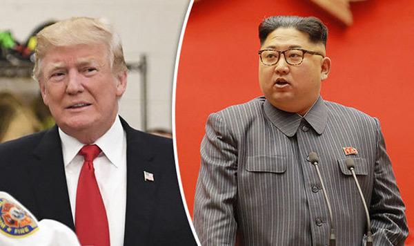 Tình hình Triều Tiên,Mỹ,Kim Jong Un,Donald Trumpp