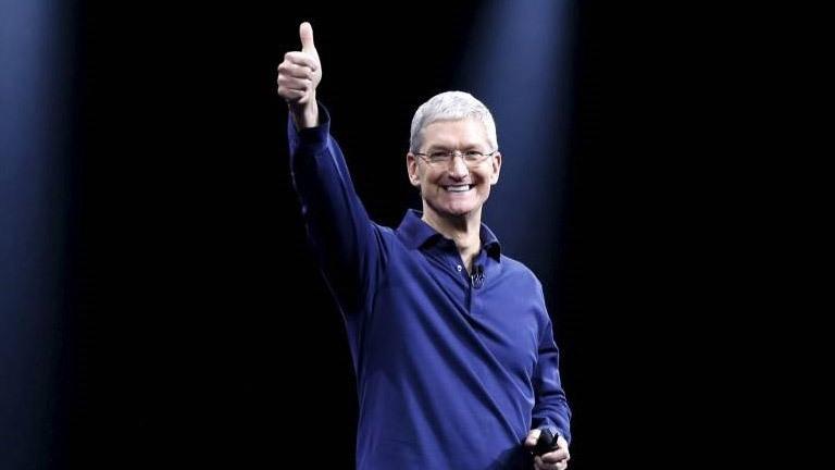 CEO Apple đút túi bao nhiêu trong năm 2017?