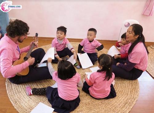 Những ưu điểm của Trường mầm non quốc tế Shining Star