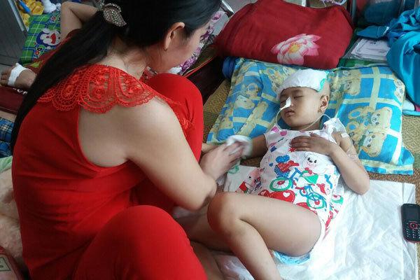 ung thư,ung thư tử cung,hoàn cảnh khó khăn,từ thiện vietnamnet,ủng hộ người nghèo