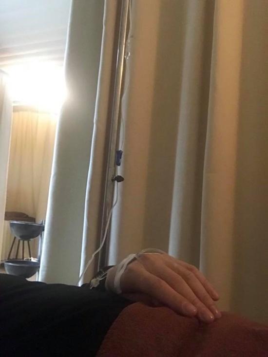 Nhạc sĩ Quốc Trung bất ngờ nhập viện