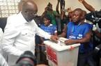 Ngôi sao bóng đá trở thành Tổng thống Liberia
