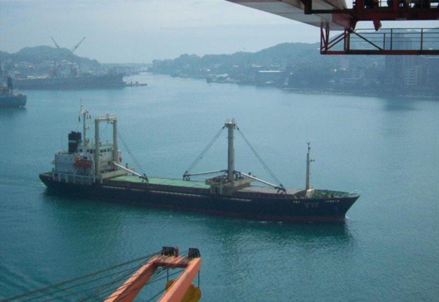 Loạt tàu Triều Tiên hứng đòn trừng phạt
