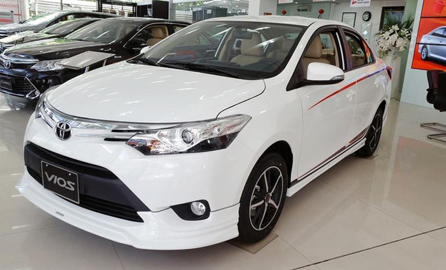 6 mẫu ô tô có doanh số 'khủng' nhất tại thị trường Việt Nam
