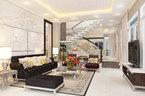 3 chất liệu nên dùng khi thiết kế nội thất phòng khách