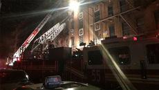 Cháy chung cư ở New York, 12 người chết
