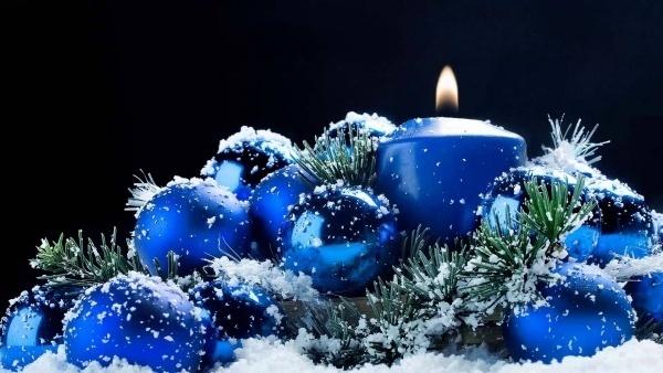 Tổ ấm lung linh đón năm mới nhờ trang trí đơn giản với nến