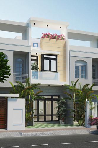 10 mẫu nhà 3 tầng 750 triệu đẹp hiện đại