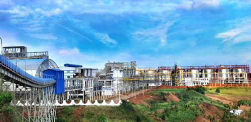 Alumin góp phần tăng giá trị sản xuất công nghiệp Đắk Nông