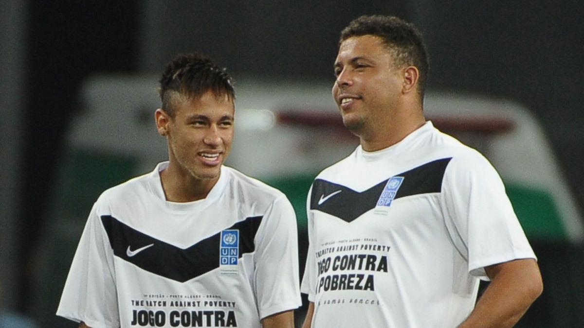 Ronaldo tin Neymar về Real, Chelsea 'trói' Courtois