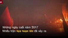 Hỏa hoạn 'bủa vây' nhiều nơi, hàng chục người chết
