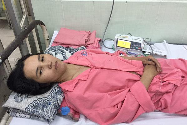 bệnh tim,hở van tim hai lá,phẫu thuật tim,hoàn cảnh khó khăn,ủng hộ,từ thiện vietnamnet