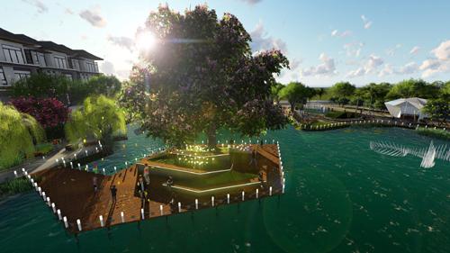 Hưng Phát Green Star- Không gian sống bình yên giữa Sài thành