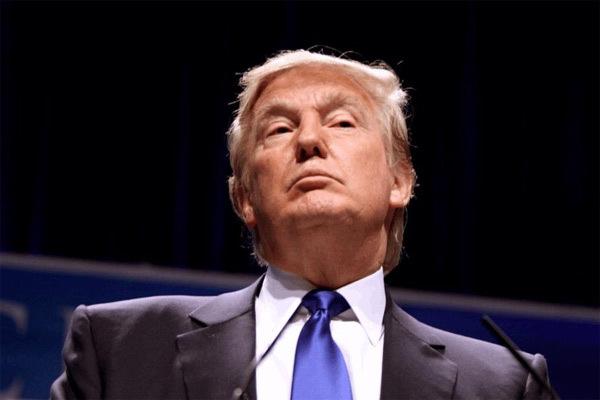 Donald Trump,Tổng thống Trump,năm 2018