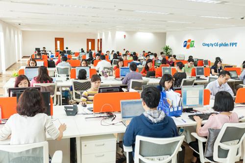 Soi quy mô 'khủng' công ty công nghệ hàng đầu Việt Nam